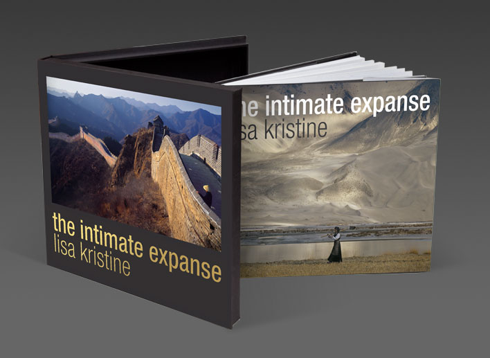 The Intimate Expanse – Collector's Limited Edition Book
