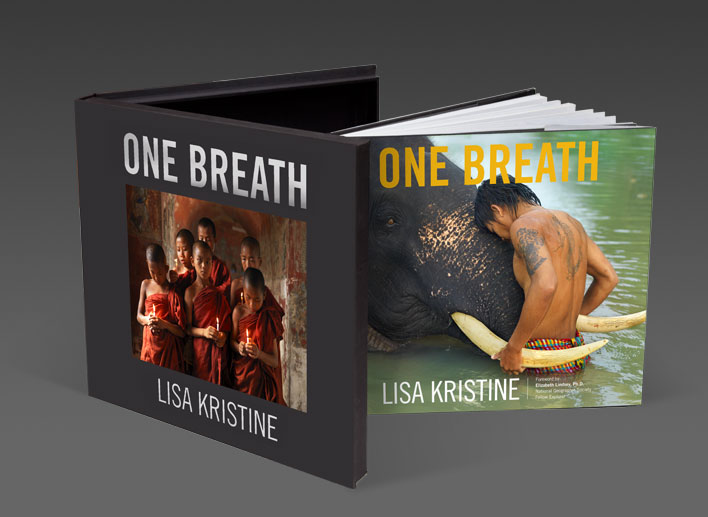 One Breath – Collector's Limited Edition Book