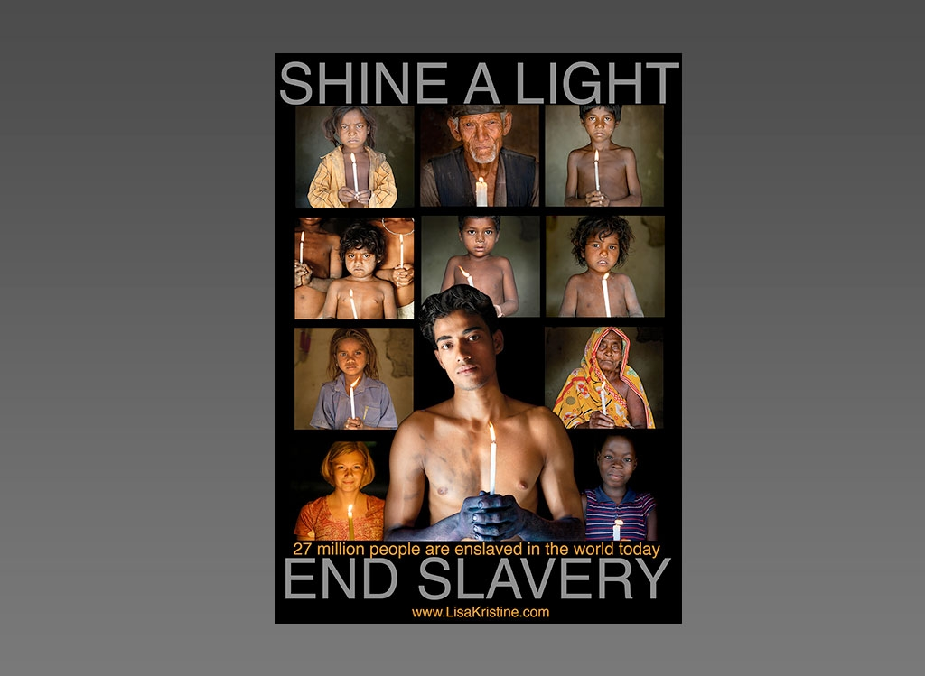 Shine a Light – End Slavery