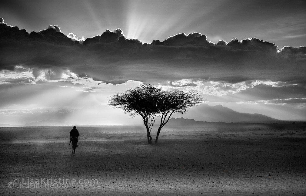 Solitude Kenya Lisa Kristine