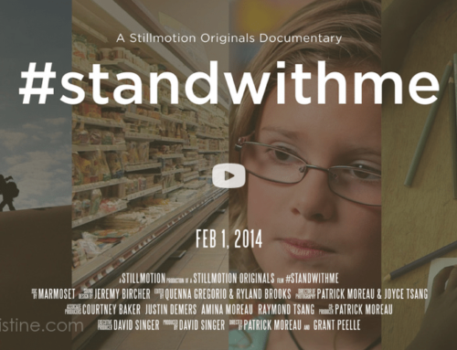 Stand With Me – The official Trailer