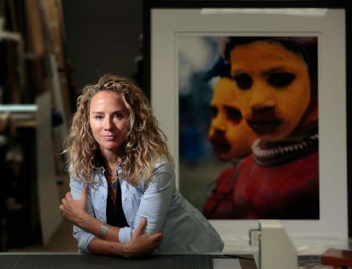 North Bay photographer Lisa Kristine inspires character in the movie 'Sold'