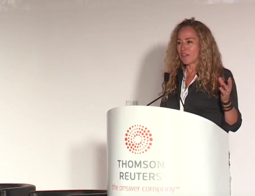 Thomson Reuter's Anti-Slavery Summit 2017